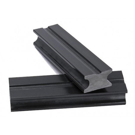 Riel De Fijación Deck Wpc 25mm X 40mm X 2.20m