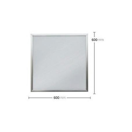 Panel De Embutir Cuadrado Led 60w Kiar (0.60 X .0.60m)