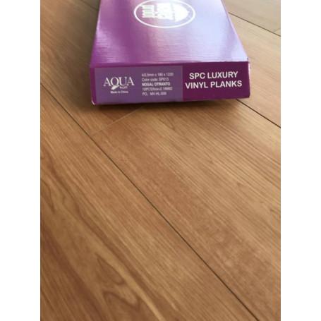Piso Vinilico Sense 4mm Nogal Otranto Sp013 X Tabla